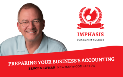 Preparing Your Business's Accounting in 2021 with Bruce Newman, CPA